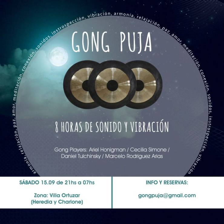 puja gong 1